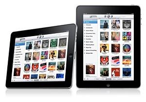 iPad - aplikace iPod